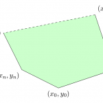 Green's Theorem and Area of Polygons